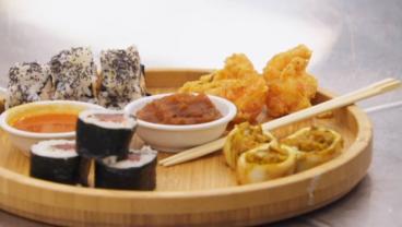 indian sushi pic