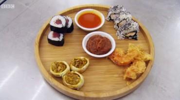 sushi fusion