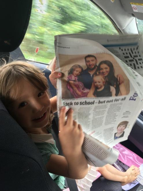 My column in Yorkshire Evening Post