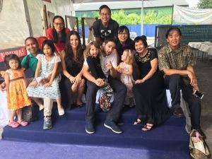 mixed race family english chinese mama mei sophie mei lan KL kuala lumpur malaysia church