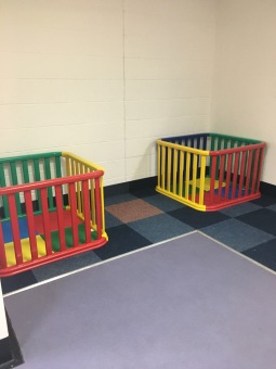 family baby changing area areas