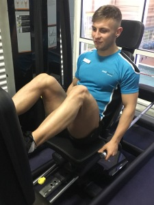 gym instructor personal trainer total fitness