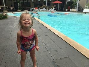vietnam ho chi minh city first hotel swimming pool hcmc kids travelling