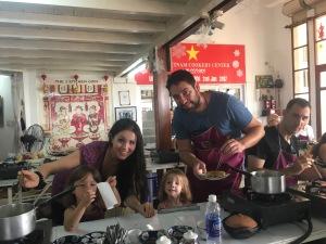 vietnam ho chi minh city vietnam cookery center family cooking travel adventure