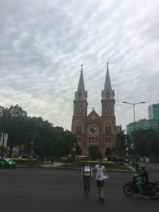 vietnam ho chi minh city notre dame cathedral