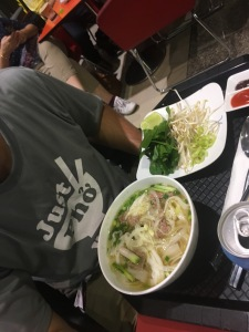 vietnam ho chi minh city vietnam HCMC AIRPORT PHO VIETNAMESE FOOD SOUP NOODLES