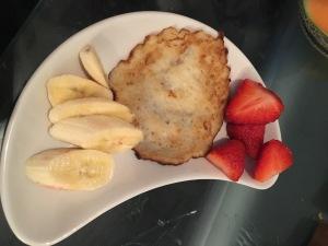 mama mei food blog blogger pancake recipe baby led weaning kids food healthy