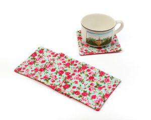 ashleigh filo reynolds etsy shop fabric coasters
