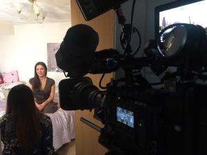 filming for BBC tv parenting expert mum blogger mother blog motherhood