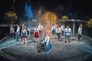 young people's actors company romeo and juliet west yorkshire playhouse