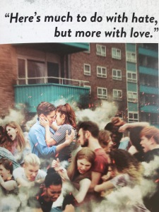 brochure programme romeo and juliet west yorkshire playhouse