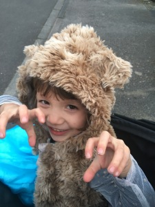 jasmine mei india hale bear jacket h&m