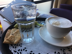 coffee diary planning time water go ahead biscuits banana sun lane wakefield
