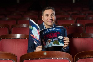 David Walliams the first hippo on the moon west yorkshire playhouse leeds