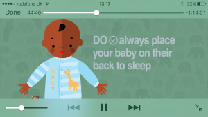 mama mei co-sleeping victoria derbyshire show bbc two sophie mei lan co-sleep the lullaby trust safe sleep for babies