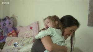 mama mei co-sleeping victoria derbyshire show bbc two sophie mei lan co-sleep