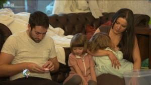 mama mei co-sleeping victoria derbyshire show bbc two sophie mei lan co-sleep breastfeeding