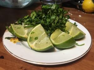 mama mei huevos rancheros dolmio low fat mexican breakfast recipe lime fresh parsley