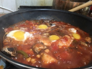 huevos rancheros eggs dolmio low fat