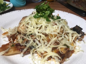 dolmio bolognese lasagne cheese parsley home made recipe mama mei