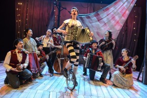 la strada fellini at west yorkshire playhouse leeds