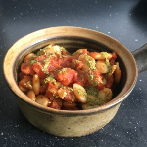 butter bean and chorizo stew pop up north food mama mei food blogger