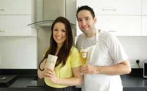 krombacher beers pairing four ingredient recipes pop up north food mama mei food blogger